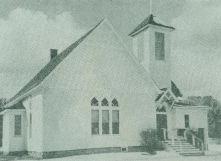 Smithshire Methodist Church 1950's