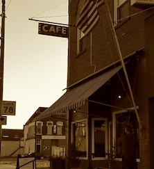 Elmwood IL Uptown Cafe