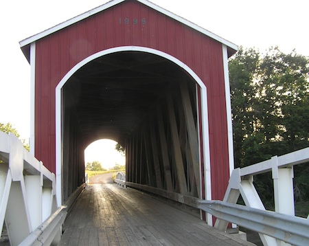 Spoon River Covered Bridge IL